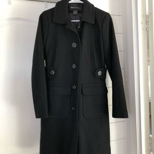 Women's long Peacoat